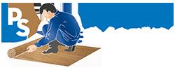 Podlahy Sládeček inverzní logo