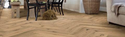 Velmi kvalitní podlahy